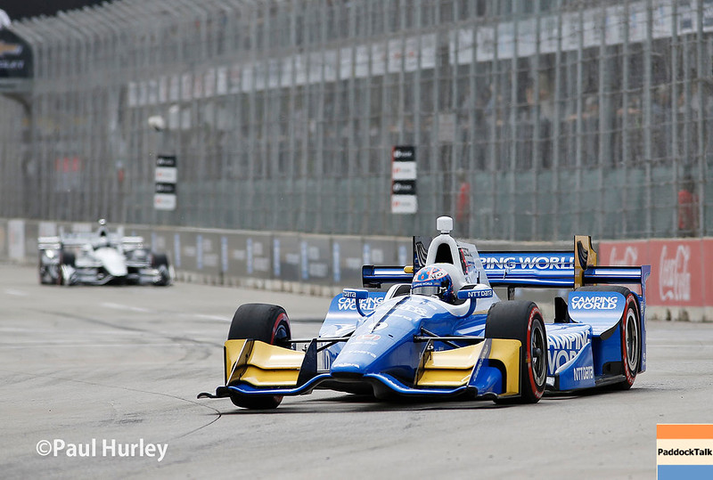 June 3-4:Track action at the Chevrolet Detroit Grand Prix Presented by Lear.