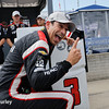 June 3-4: Helio Castroneves does not win the pole at the Chevrolet Detroit Grand Prix Presented by Lear.