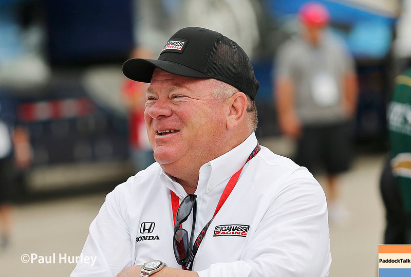 June 3-4: Chip Ganassi  at the Chevrolet Detroit Grand Prix Presented by Lear.