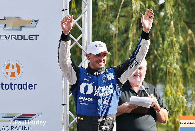 June 3-4: Graham Rahal wins the Chevrolet Detroit Grand Prix Presented by Lear.