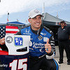 June 3-4:  Graham Rahal wins the pole at the Chevrolet Detroit Grand Prix Presented by Lear.