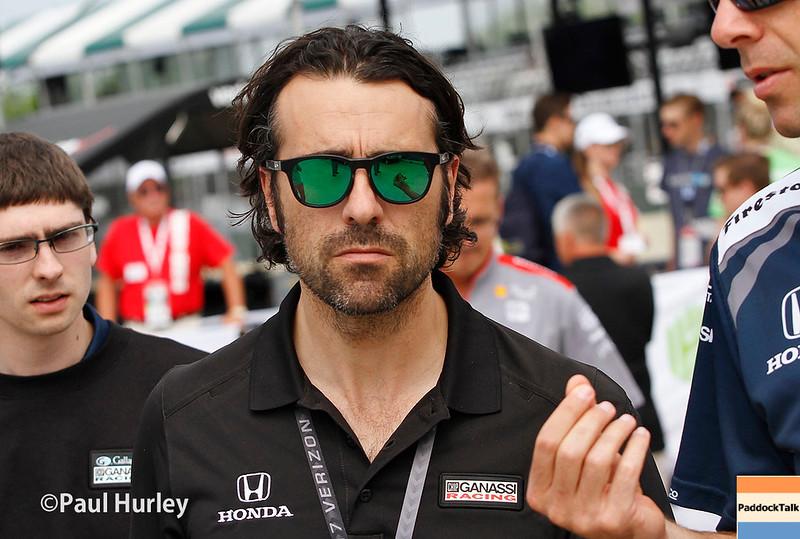 June 3-4: Dario Franchitti at the Chevrolet Detroit Grand Prix Presented by Lear.