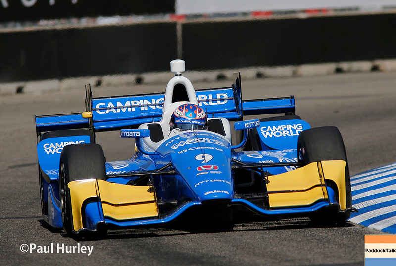 June 3-4: Scott Dixon at the Chevrolet Detroit Grand Prix Presented by Lear.
