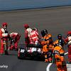 May 12-13: Sebastien Bourdais at the Grand Prix of Indianapolis.
