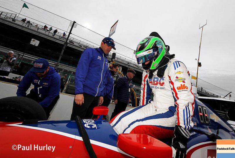 May 12-13:  at the Grand Prix of Indianapolis.