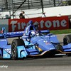 May 12-13: Scott Dixon at the Grand Prix of Indianapolis.