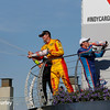 May 12-13: Victory Lane at the Grand Prix of Indianapolis.