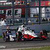 May 12-13: Graham Rahal at the Grand Prix of Indianapolis.