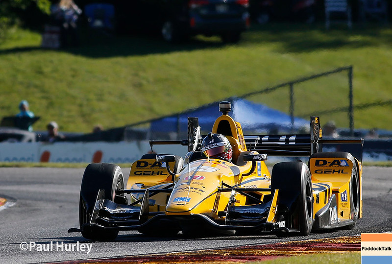 June 24-25: Graham Rahal at the Kohler Grand Prix of Road America.