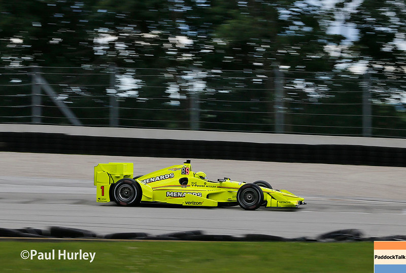 June 24-25: Simon Pagenuad at the Kohler Grand Prix of Road America.