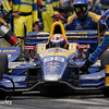 June 24-25: Alexander Rossi pit stop at the Kohler Grand Prix of Road America.