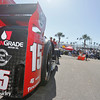 March 10-12: Graham Rahal's car at the Firestone Grand Prix of St. Petersburg.