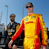 March 10-12: James Hinchcliffe and Ryan Hunter-Reay at the Firestone Grand Prix of St. Petersburg.