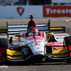 March 10-12: Marco Andretti at the Firestone Grand Prix of St. Petersburg.