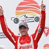March 10-12: Sebastien Bourdais wins the Firestone Grand Prix of St. Petersburg.