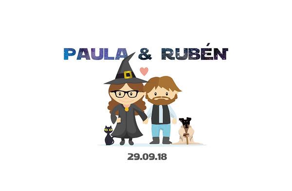 Paula & Rubén - 29 septiembre 2018