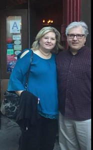 Paula and Andrew - September 9, 2018 in NYC