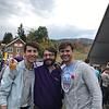 Birthday weekend at Stratton Brewfest  - October 7,  2017