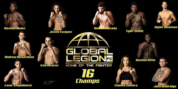 The Champs GLFC16