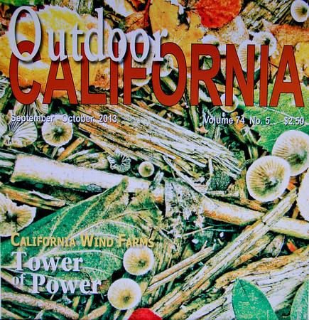 Outdoor California Cover photo-
