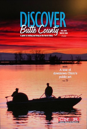 Discover Butte County cover...
