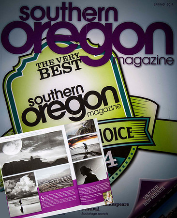 Southern Oregon Magazine-Focus On