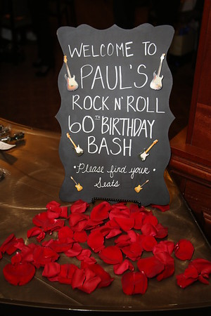 Paul's Rock & Roll 60th