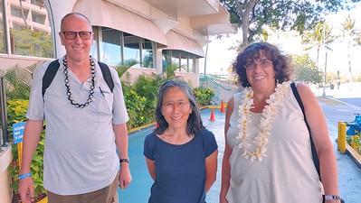 With Helen Takeuchi