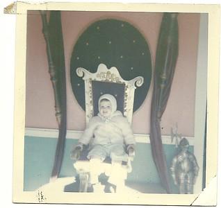 1964 - Nancy at Land of Make Believe