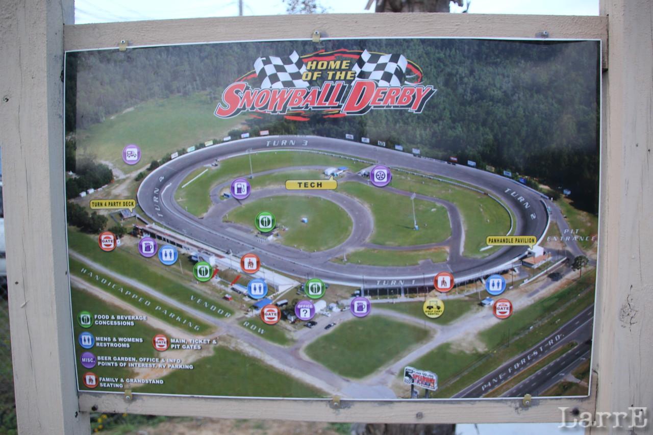 Five Flags Speedway....Pensacola Florida