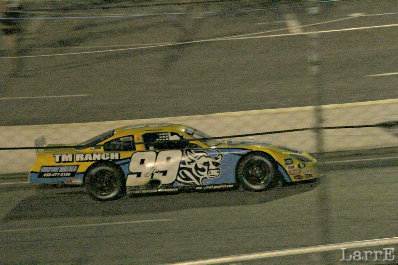 Wayne Niedecken was the first one out, finished 25th