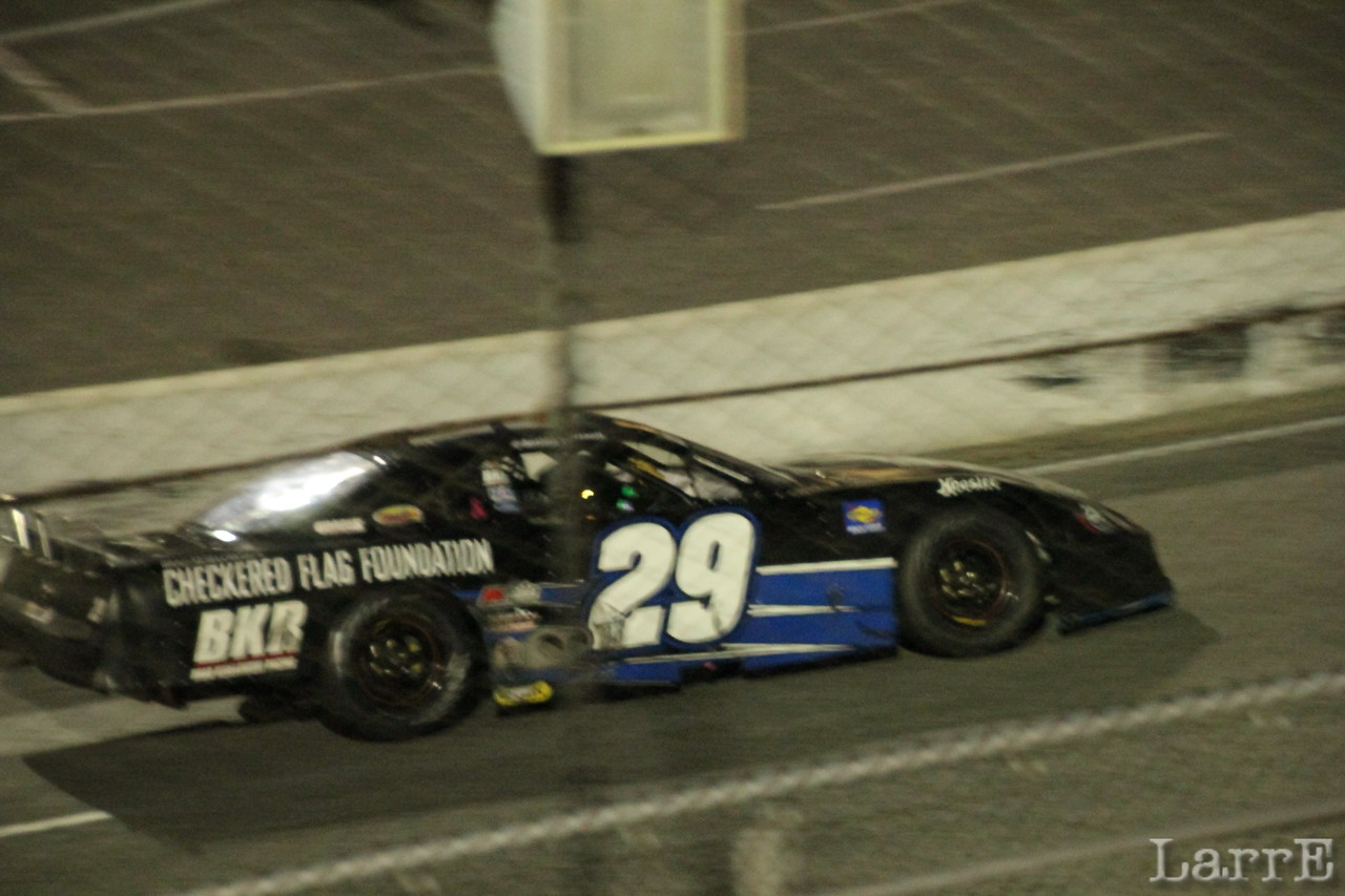 #29 Ross Kenseth was 5th
