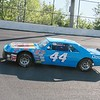#44 Brian Love won the pure stock race
