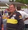 Larry Barrett from Ringgold, Va. drives the Barrett trucking #04