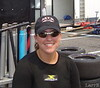 Michelle Theriault has #45 Team Glock car