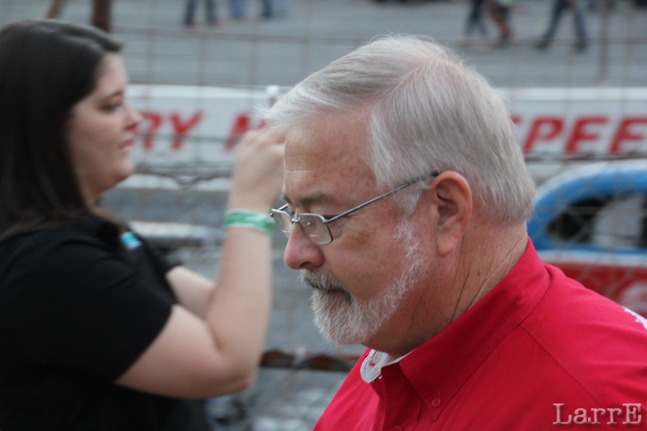 Phillip Walker has been running the Piedmont Racing Expo and racing auction each January up in Raleigh. for the last 28 years...and it's bigger than ever.