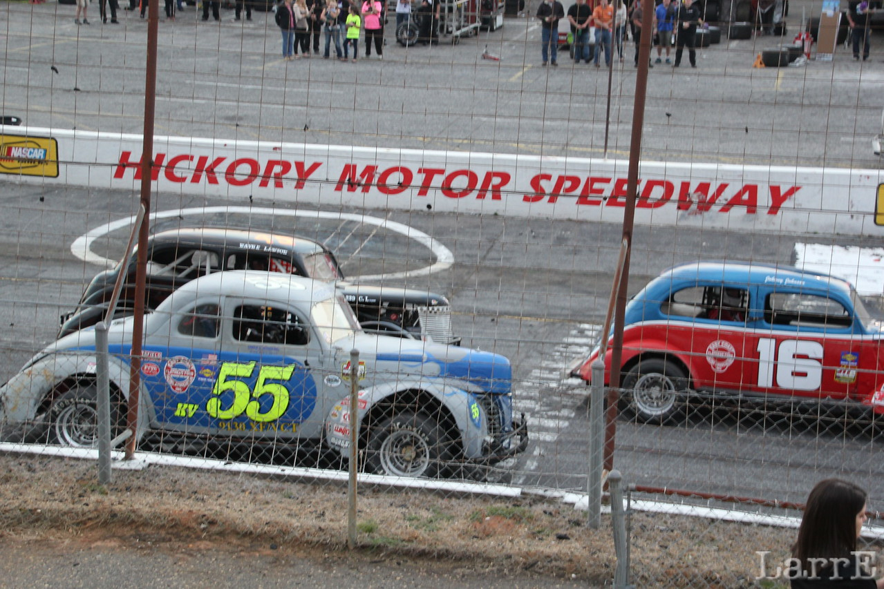 Anybody remember when these were late models at Hickory?