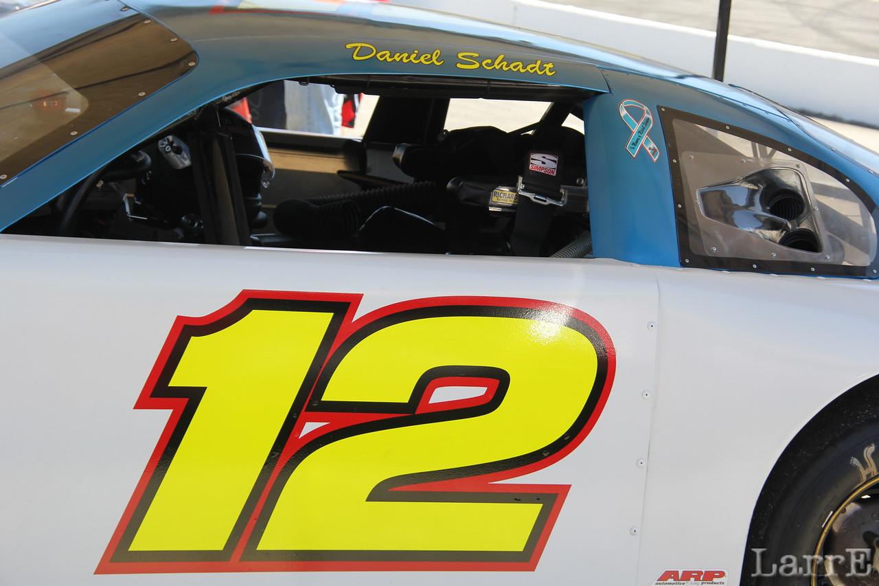 #12 Daniel Schadt