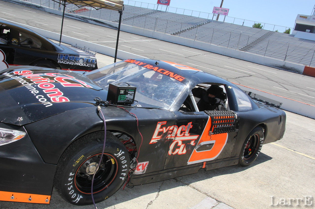#5 the Bray racing machine