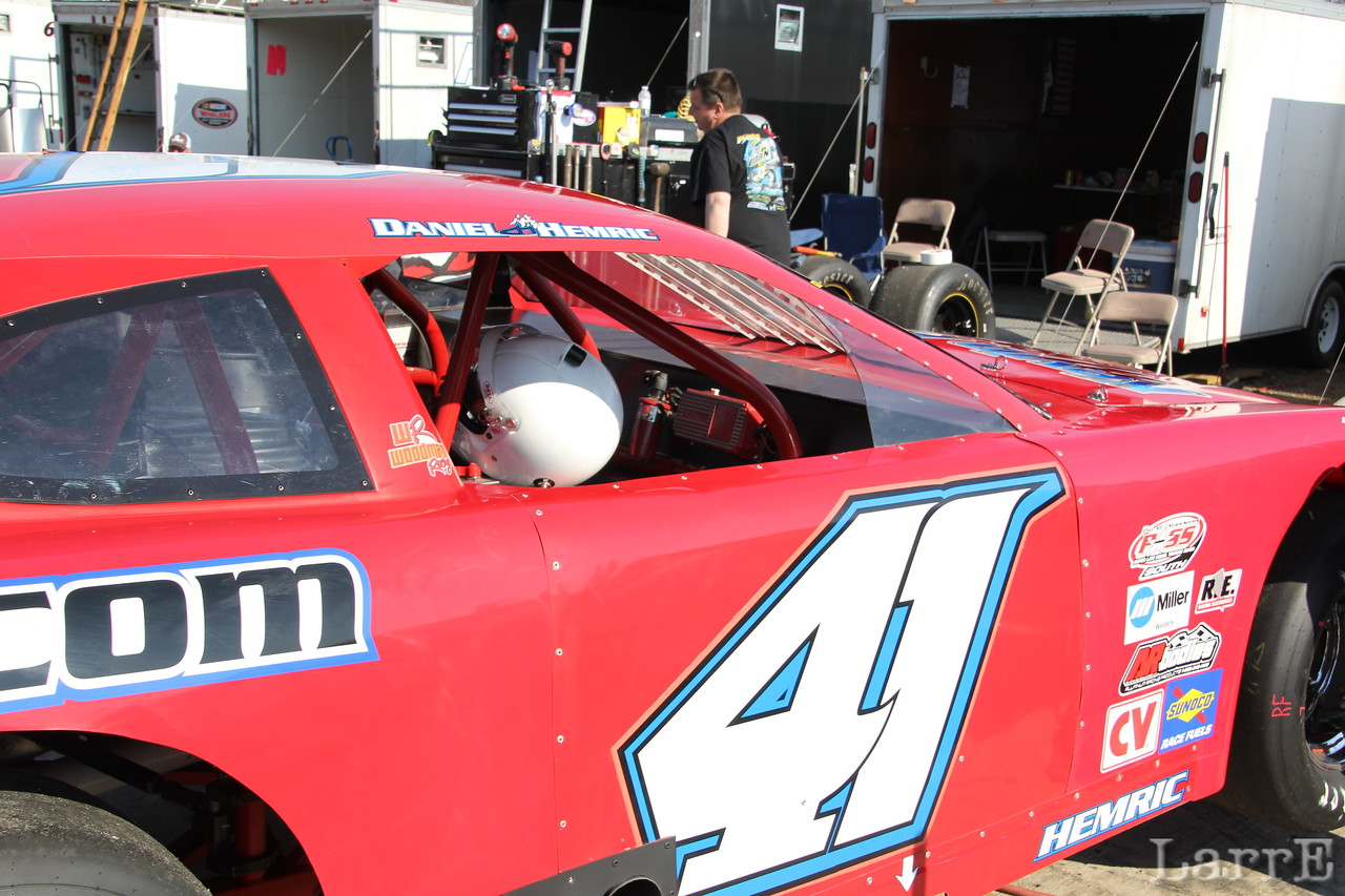 """We've been following Daniel since his days in Legend cars.  Always had that """"Championship feel"""" about him."""
