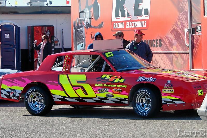 #15 Tim Treadwell <br /> Spartanburg, SC<br /> finished 20th