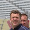 Robert Pressley watches son, Coleman qualify
