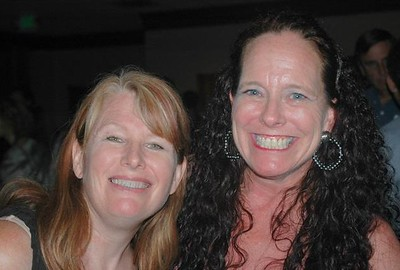 Debbie Subcasky Maxwell and Kari Young Dennis