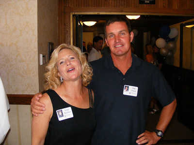 Lisa Beckley and Jim Owen