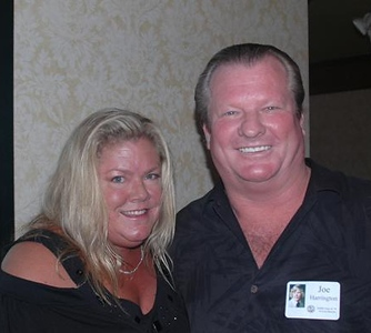 Joe and Tori Harrington