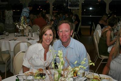 Classmate Bob Bernatz and wife, Kimberly (a CDM grad)