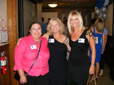 Mary Andrews, Lisa Beckley, and Kathy Kendrick