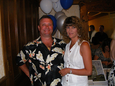 Brian Gormly and his wife Deana