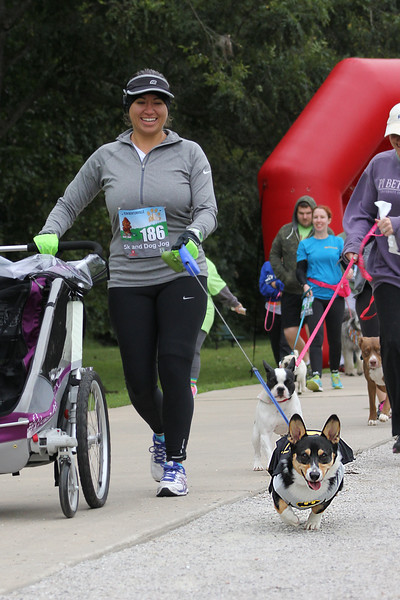 Paw Pacer 5k and Dog Jog 2014