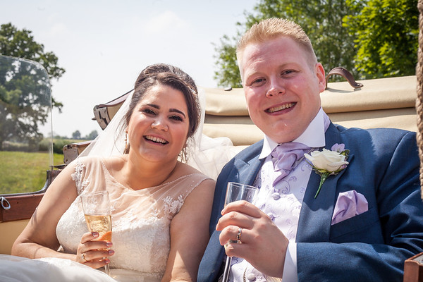 Pawel & Annabelle's Wedding at Wootton Park Farm